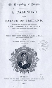 Martyrology of Donegal