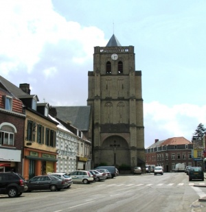Eglise de Wormhout